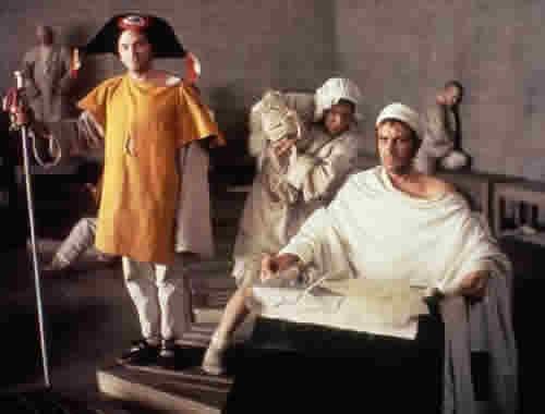 peter brook and marat sade La persecución y asesinato de jean-paul marat representada por el grupo teatral de la casa de salud de charenton bajo la direción del marqués de sade.