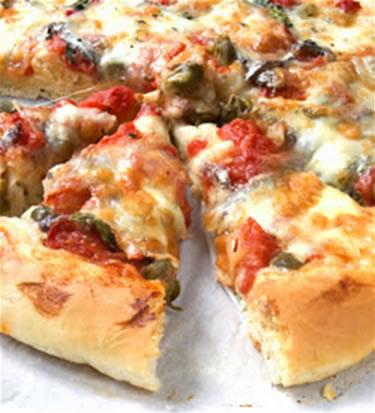 Revista de ArteS - Tradiciones gastronómicas: Pizza