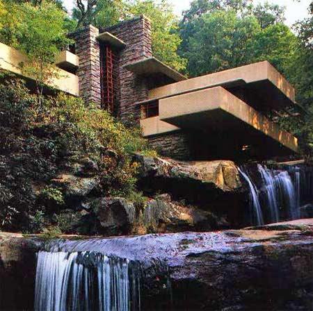 Arquitectura lloyd wright for Frank lloyd wright casa della prateria